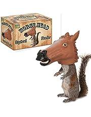 Nessagro Accoutrements Horse Head Squirrel Feeder.#GH45843 3468-T34562FD172757
