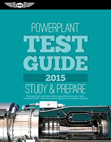 - Powerplant Test Guide 2015: The