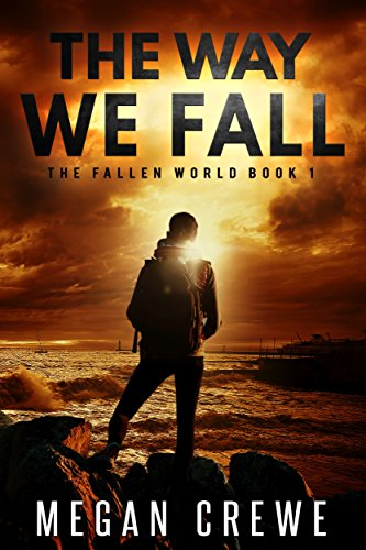 The Way We Fall (The Fallen World Book 1) cover