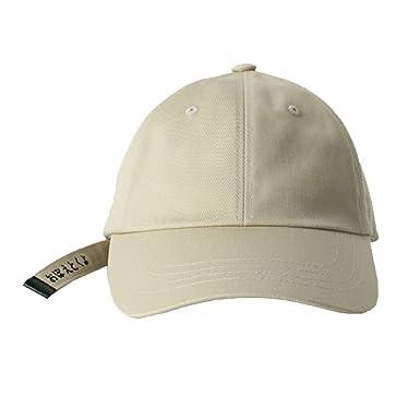 Bubilian Long Strap Ball Cap (Beige) at Amazon Men s Clothing store  56b5d359a03