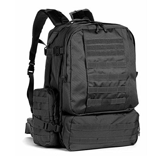 Red Rock Diplomat Backpack - Black