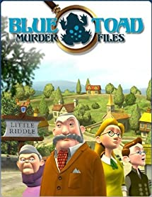 Blue Toad Murder Files: The Mysteries of Little Riddle (Episodes 1-3) [Online Game Code]