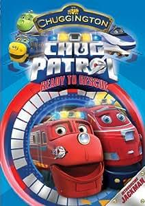 Chuggington: Chug Patrol Ready to Rescue