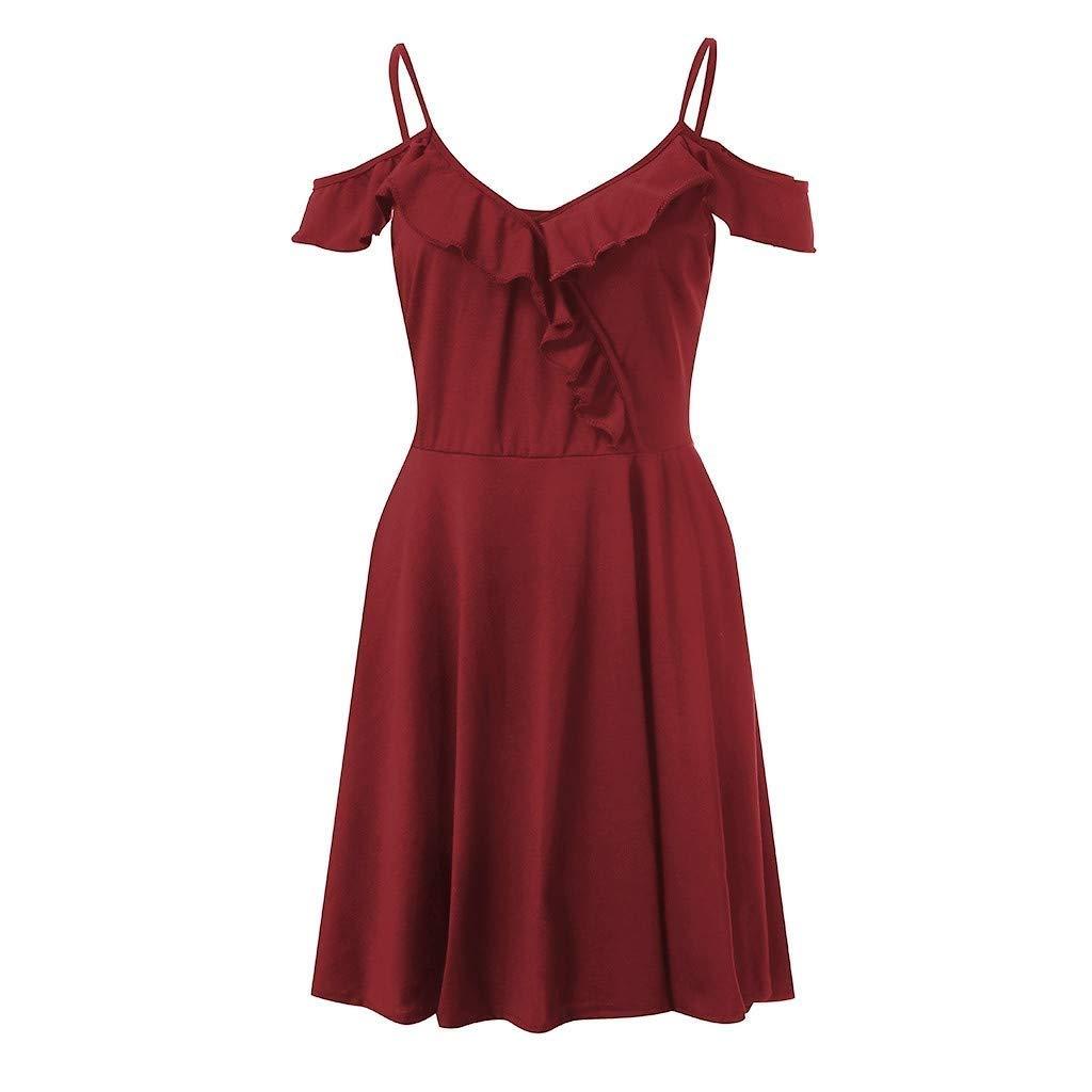 Go first Vestidos para mujer De Primavera Verano Personalidad De ...