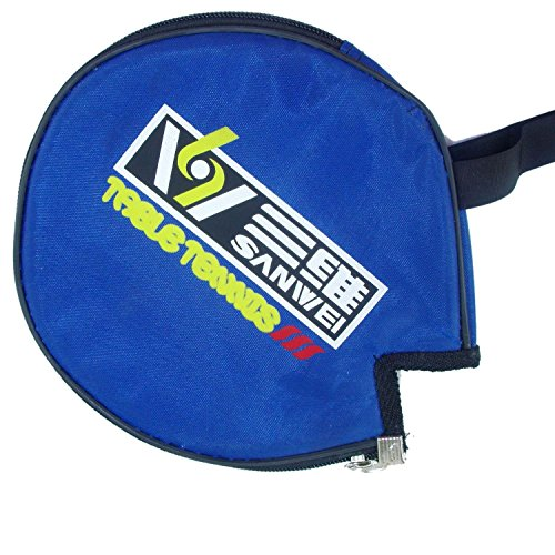 3x Sanwei Table Tennis Racket Cover by Sanwei