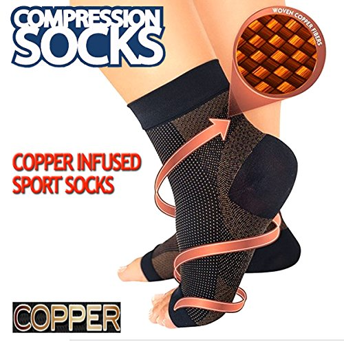 Compression socks for many pain reliving symptoms