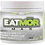EatmorMAX Appetite Stimulant | Weight Gain Pills for Men & Women | Natural Orxegenic Supplement