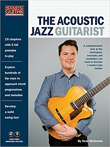 Amazon com: The Acoustic Jazz Guitarist: Acoustic Guitar