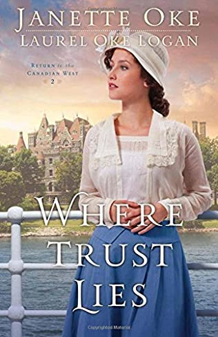 book cover of Where Trust Lies