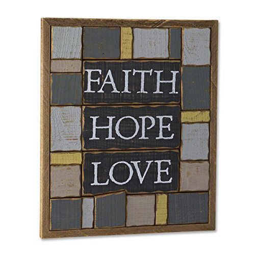 Export Portal Word Art For Walls Decor: Discover The Best Faith Hope And Love Home Decor For 2017