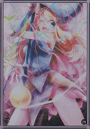 (100)YuGiOh Standard Size Sleeve Dark Magician Girl Card Sleeves 100 pieces #29 from Generic