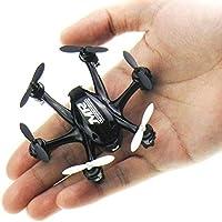 NiGHT LiONS TECH X800S Mini Pocket Drone 2.4G RC 3D Tumbling Headless Mode RC Quadcopter Black