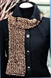 Lattice Lace Scarf Knitting Pattern