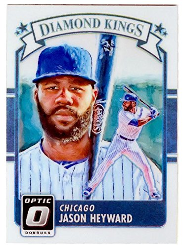a10b65147f8 Image Unavailable. Image not available for. Color  Jason Heyward baseball  card (Chicago Cubs World Series Champion) 2016 ...