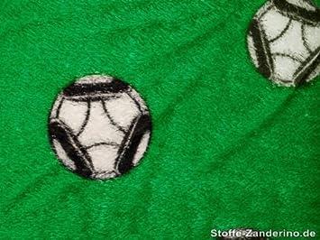 Fussballrasen Grasstoff Mit Fussball Grun Ca 150cm