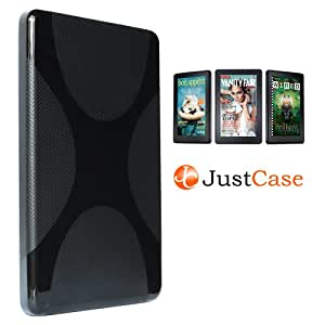 JustCase Extreme TPU Soft Gel Case for Amazon Kindle Fire (Retail Packaging)