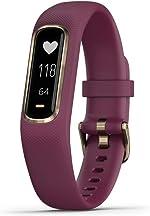Garmin vivosmart 4, Activity and Fitness Tracker w/Pulse Ox and Heart
