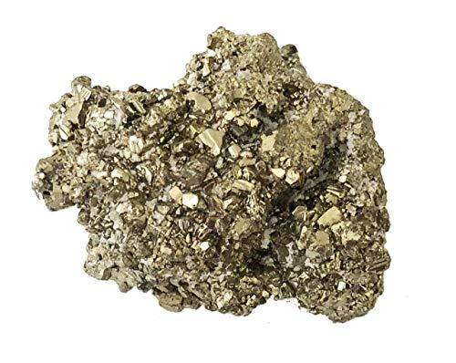 goldnuggetminer Pyrite Cocada Crystal Specimen (1.5