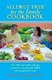 Allergy Free for the Family Cookbook, Brianna Monson, 1439236305