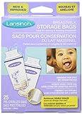 Lansinoh Breastmilk Storage Bags – 25 Count