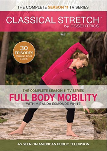 Classical Stretch Complete Season 11 by ESSENTRICS: Full Body Mobility by