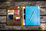 iPad Air & Extra Large Moleskine Cover - Crazy Horse Brown