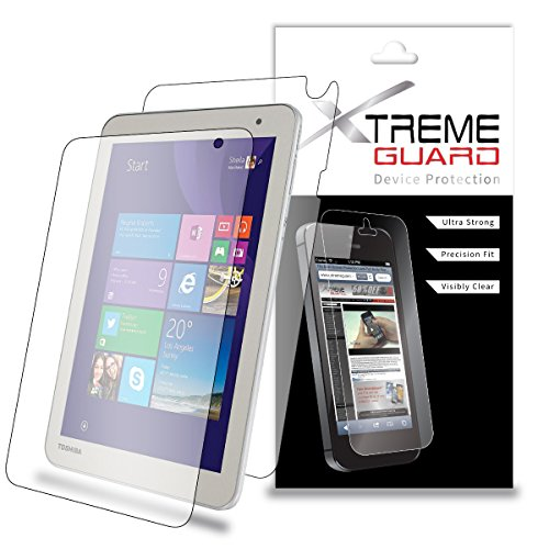 (XtremeGuard Full Body Screen Protector for Toshiba Encore 2 WT8-B 8