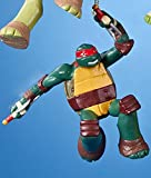 Kurt Adler 3.75'' Teenage Mutant Ninja Turtles Fighting Raphael Christmas Figure Ornament