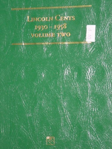 Littleton Lincoln Wheat Cents 1930-58 Coin Folder LCF19 by Littleton