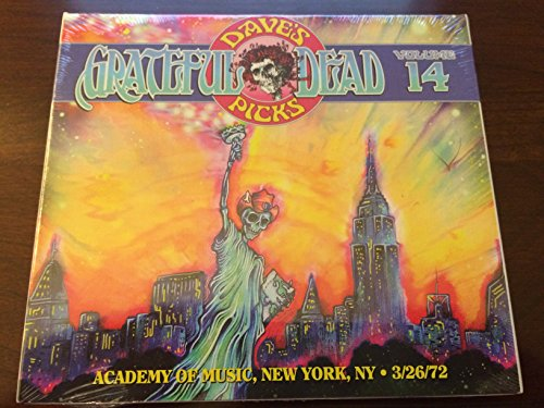 Grateful Dead Dave's Picks Vol. 14, 26 March, 1972 from the Academy of Music in New York City