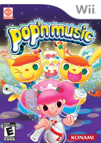 Pop'N Music - Nintendo Wii (N Music Pop Cd)