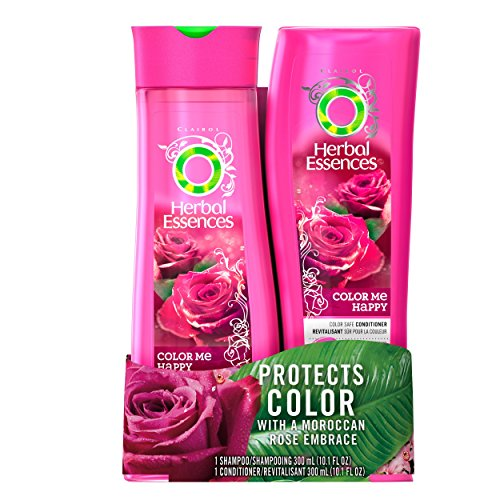 Herbal Essences Color Me Happy Hair Shampoo and Conditioner For Color-Treated Hair Dual Pack, 1.38 Pound