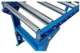"""Gravity Roller Conveyor with 1.5"""" Diameter"""