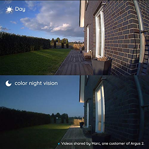 reolink argus 2 outdoor wireless security camera deals coupons. Black Bedroom Furniture Sets. Home Design Ideas