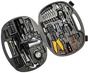Generic ....Set Set With Soldering ng Iron Iron/Cutter epair Set W Tools 145-Piece Piece Compl Computer Mechanic r Mecha Complete Repair ter Mechanic
