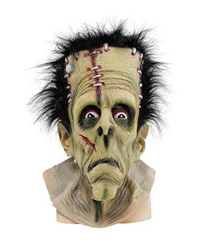 Adult's Frankenstein Halloween Mask -