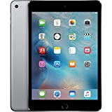 Apple iPad Mini 2 with Retina Display ME276LL/A (16GB, Wi-Fi, Black with Space Gray) (Renewed)