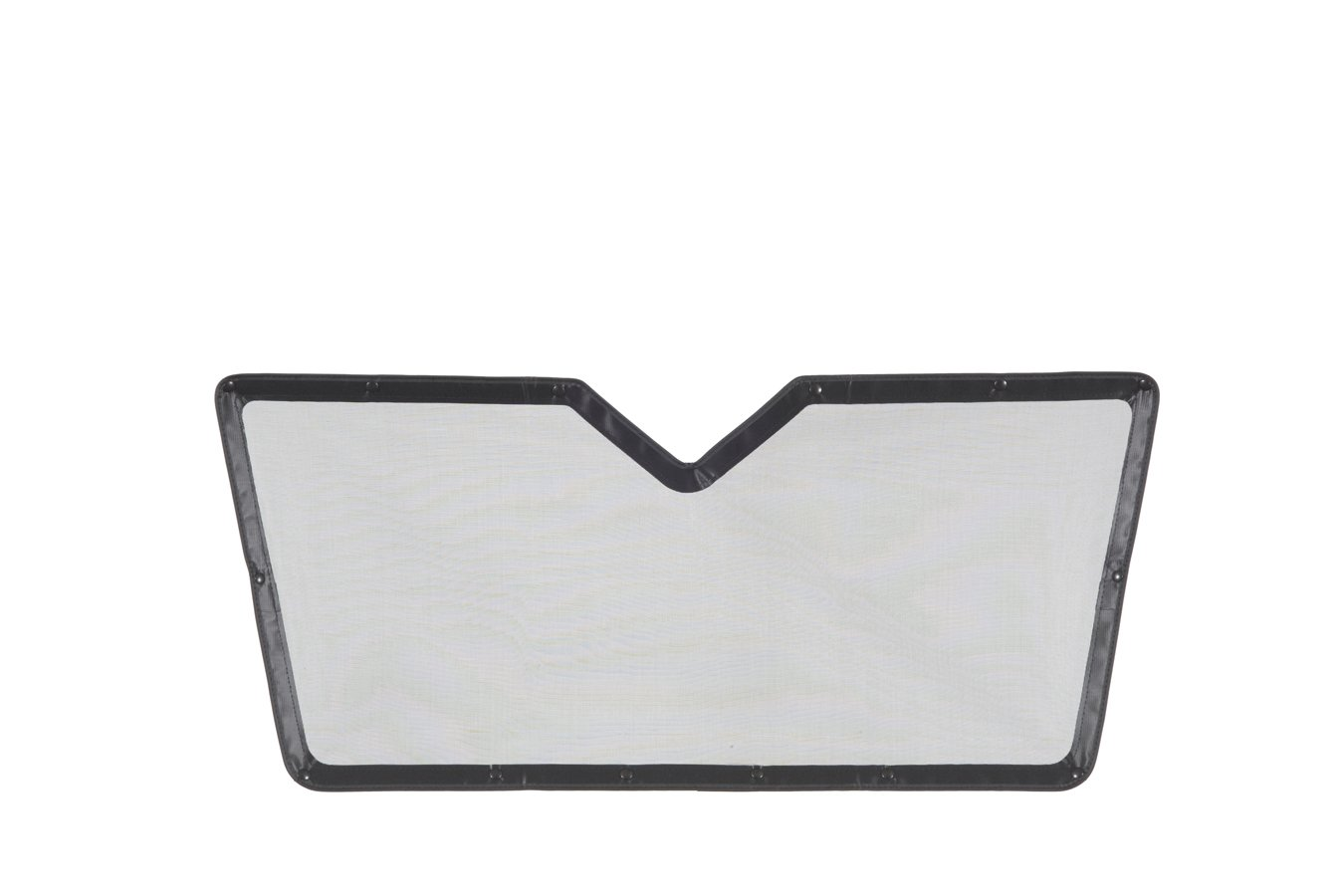 Belmor BS-2213-1 Black Bug Screen Truck Grille Cover for 2005-2016 International ProStar by Belmor (Image #1)