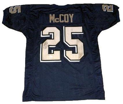 the best attitude 16808 2e523 LeSean McCoy Signed Jersey - PITT #25 - JSA Certified ...