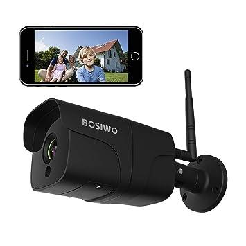 Bosiwo 1080P Outdoor Security Camera 65289e0d87