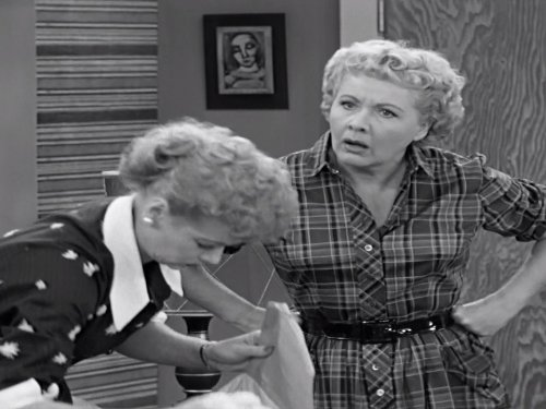 I Love Lucy Chocolate Factory - Ricky Sells the Car