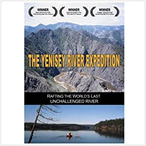 The Yenisey River Expedition DVD