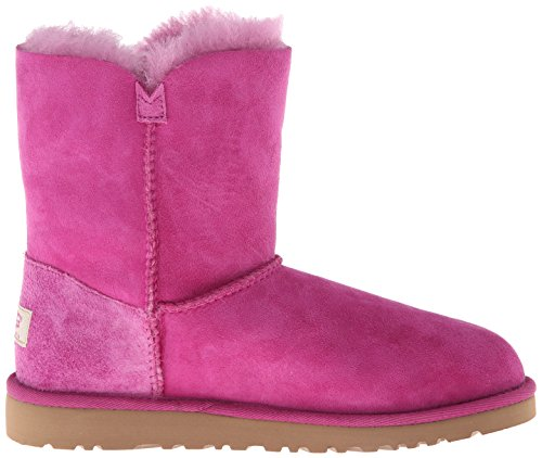 UGG Bailey Button 5803 - Botas Planas Mujer Victorian Pink