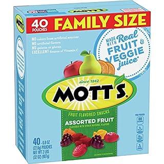 Mott's Medleys Assorted Fruit Snacks, Gluten Free, 32 oz