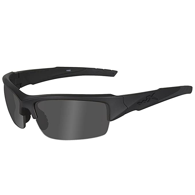 Amazon.com: Wiley X Valor - Lentes (con vidrios color gris ...
