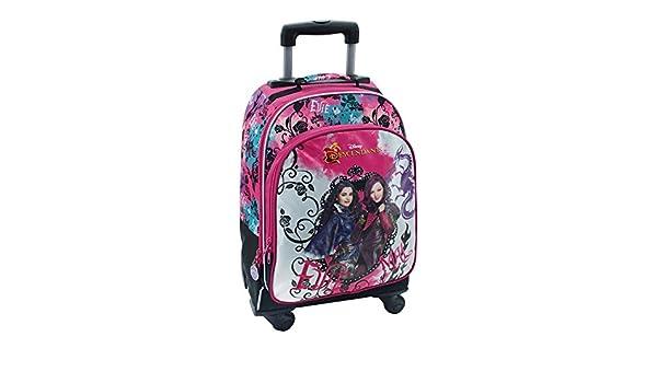 Descendientes 3252851 Mochila Escolar, 29.57 litros, Color Rosa: Amazon.es: Equipaje
