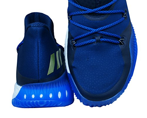 Adidas Crazy Explosive Low Herren Basketballschuh Blue