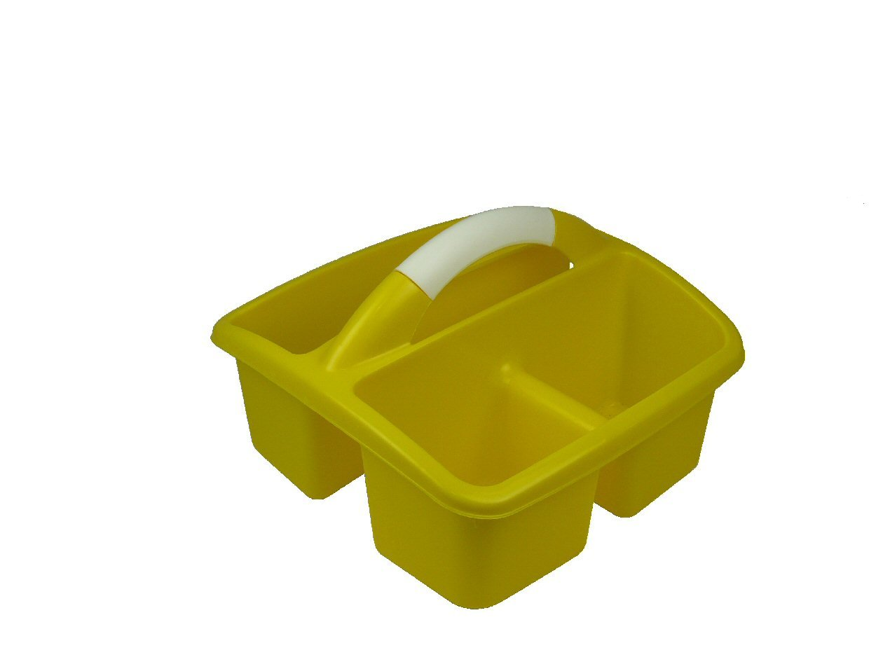 Romanoff Deluxe Small Utility Caddy, Yellow 26903