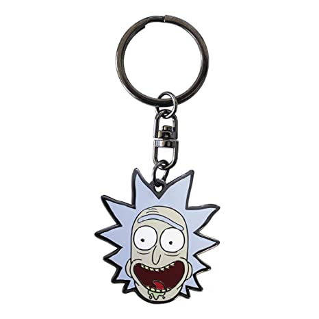 ABYstyle - RICK AND MORTY - Llavero - Rick: Amazon.es ...