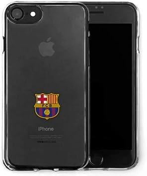 COQUE SKIN TPU TRANSPARENTE FC BARCELONE OFFICIEL IPHONE 7 FC ...